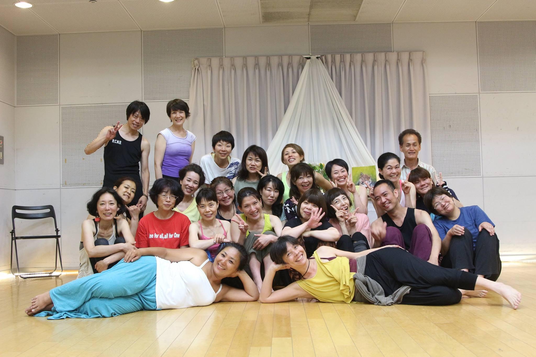 Masayo_名古屋ワークショップ終了しました。
